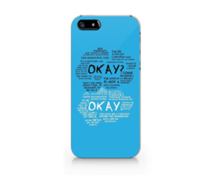 iphone case, phone case, and okay okay image