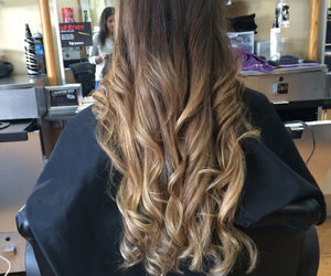 blond, hair, and californianas image
