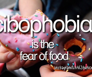 fear, food, and tumblr image