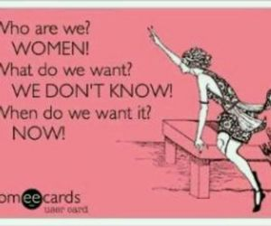 women, quote, and funny image