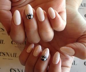 nails, nail art, and polish image