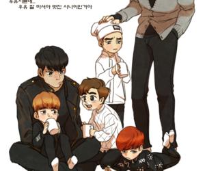 ken, Leo, and n image
