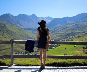 summer and swiss image