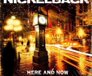 nickelback, album, and here and now image