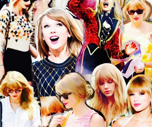 Taylor Swift, background, and beautiful image