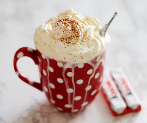 chocolate, christmas, and coffee image