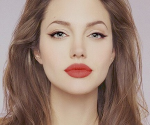 Angelina Jolie, beauty, and angelina image