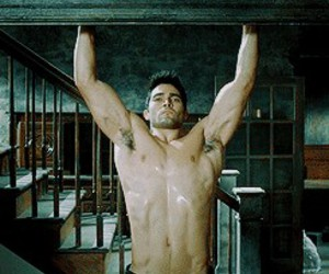 boy, sexy, and derek hale image