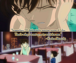 anime, detective conan, and case closed image