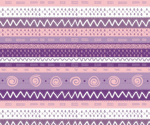ethnic, pink, and purple image