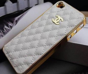 chanel, iphone, and white image