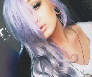 colorful, hair, and ♥ image