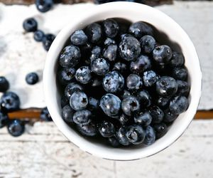 fruit, blueberry, and breakfast image