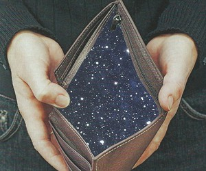 stars and wallet image
