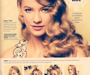 blonde, pretty, and tutorial image