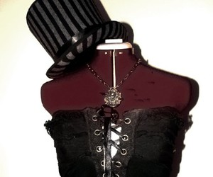 accessories, costume, and gothic image