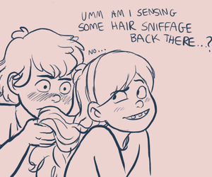 gravity falls and dipper and mabel image