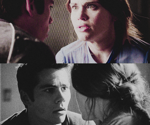 stydia, teen wolf, and love image