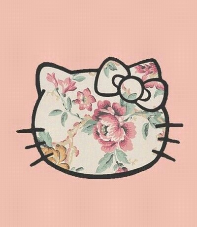 hello and kitty image