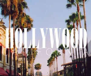 hollywood, california, and summer image