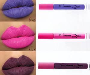 matte, velvet, and lip tint image