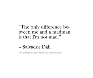 quotes and salvador dali image