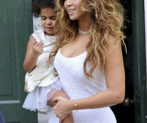 beyoncé, blue ivy, and queen b image