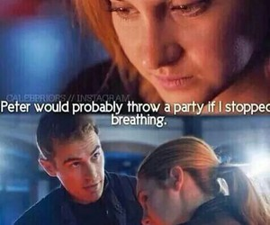 divergent, cake, and four image