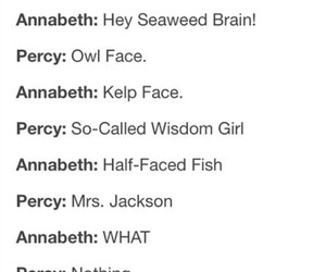 funny, otp, and percy jackson image