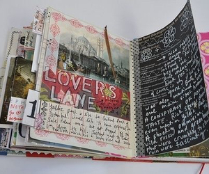 journal and scrapbook image