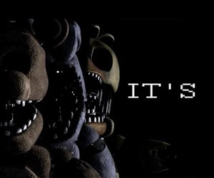 five nights at freddy's, fnaf, and five nights at freddy's 2 image