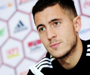 eden hazard, belgianreddevils, and eh10 image