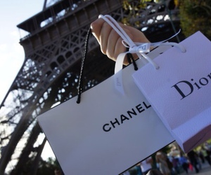 dior, chanel, and paris image
