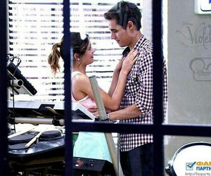 violetta, jorge blanco, and love image