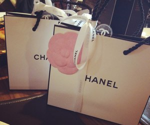 chanel, fashion, and gift image