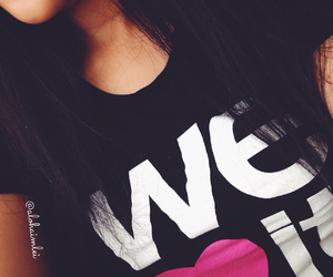 we heart it and shirt image