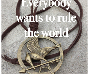the hunger games, thg, and lorde image