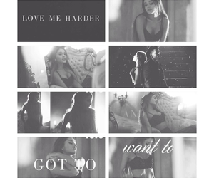 ariana grande, love me harder, and ariana image