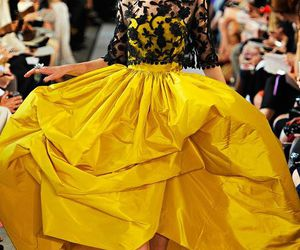 fashion and oscar de la renta image