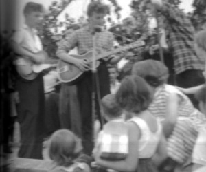 rock and roll, 50', and the quarrymen image