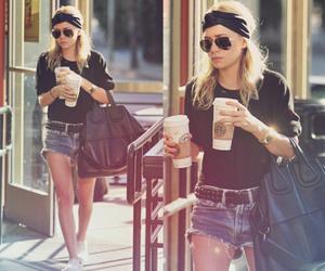 fashion, olsen, and starbucks image