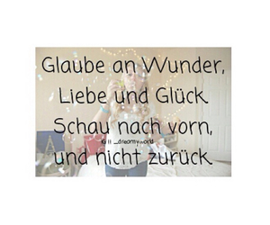 gluck, liebe, and Wunder image