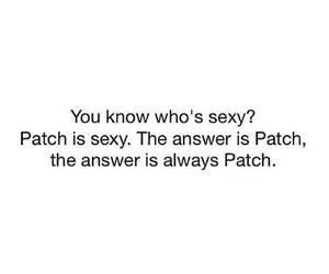 patch and hush hush image