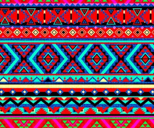 abstract, pattern, and aztec image