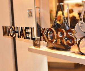 Michael Kors, bag, and luxury image