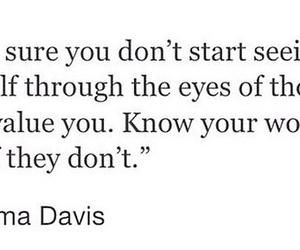 choice, davis, and eyes image