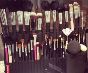 beauty, make up, and makeup organizer image