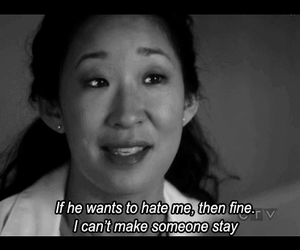 cristina yang, greys anatomy, and kevin mckidd image
