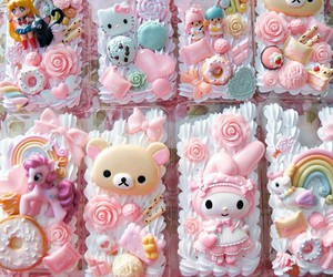 kawaii, cute, and hello kitty image