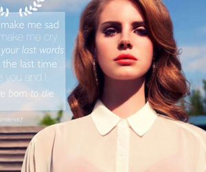 her, singers, and lana del rey image